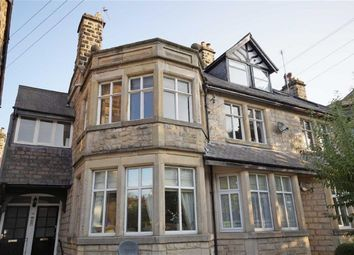 Thumbnail 3 bed flat to rent in West Cliffe Grove, Harrogate, North Yorkshire