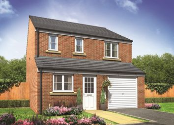 "Thumbnail 3 bed detached house for sale in ""The Stafford"" at Crewe Road, Alsager, Stoke-On-Trent"