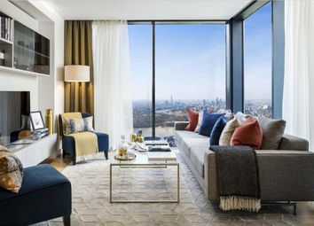 Thumbnail 1 bedroom flat for sale in Valiant Tower, South Quay Plaza, Canary Wharf