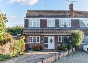 Thumbnail 4 bed semi-detached house for sale in Garden Fields, Stebbing, Dunmow