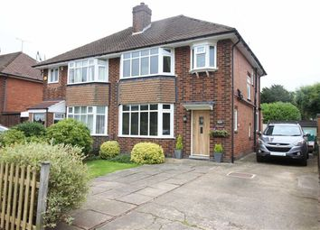 Thumbnail 3 bed semi-detached house for sale in Kedleston Road, Allestree, Derby