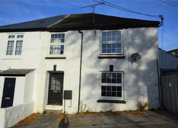 Thumbnail 3 bed semi-detached house for sale in West Hill, St. Austell, Cornwall
