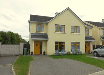 Thumbnail 3 bed semi-detached house for sale in 26 The Greens, Thomastown, Kilkenny