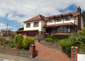 Thumbnail 4 bed detached house for sale in Tydfil Road, Bedwas, Caerphilly