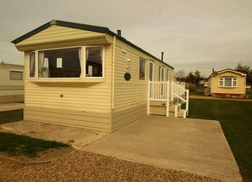 Thumbnail 2 bedroom bungalow for sale in Warden Bay Road, Leysdown-On-Sea, Sheerness