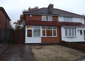 Thumbnail 2 bed property to rent in Ringswood Road, Solihull