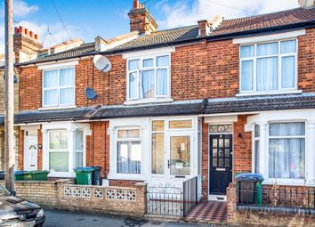 Thumbnail 3 bed terraced house for sale in Durban Road East, Watford