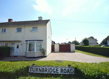 Thumbnail 2 bedroom end terrace house for sale in Turnbridge Road, Brentry, Bristol