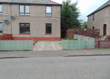 Thumbnail 1 bed flat to rent in Waverley Street, Bathgate