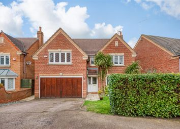 Thumbnail 4 bed detached house for sale in Baler Close, Daventry