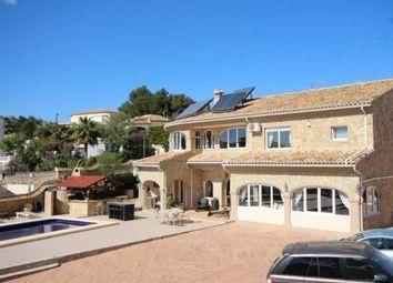 Thumbnail 7 bed villa for sale in 03724 Moraira, Alicante, Spain