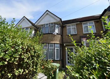 Thumbnail 3 bed terraced house to rent in Winchester Avenue, London