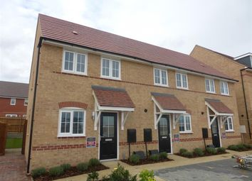 Thumbnail 2 bed terraced house to rent in Prestoe Close, Weldon, Corby