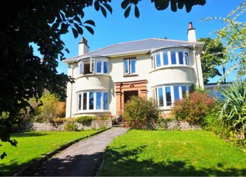 Thumbnail 4 bed detached house for sale in St. Georges Well Avenue, Cullompton