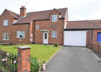 Thumbnail 3 bed semi-detached house for sale in Penrose Crescent, Arkwright Town, Chesterfield