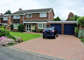 Thumbnail 4 bed detached house for sale in Romney Close, Gloucester