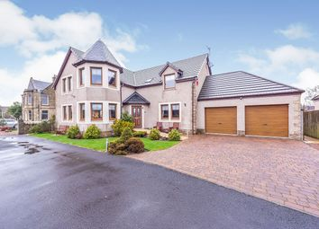 Thumbnail 4 bed detached house for sale in Main Street, Kingskettle, Cupar, Fife