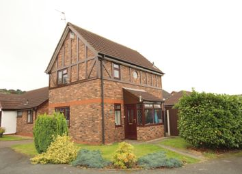 Thumbnail 3 bed detached house for sale in Lodge Hollow, Helsby, Frodsham