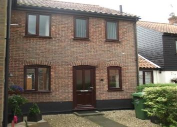 Thumbnail 2 bedroom terraced house to rent in Sandles Court, King's Lynn
