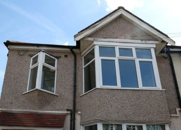 Thumbnail 1 bed flat to rent in Woodhurst Road, London