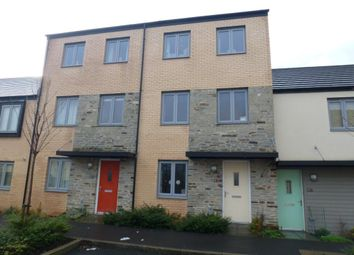 Thumbnail 4 bed terraced house to rent in Orleigh Cross, Newton Abbot