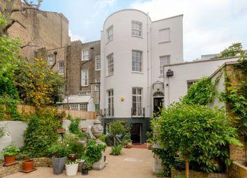Thumbnail 6 bedroom end terrace house for sale in Addison Bridge Place, West Kensington