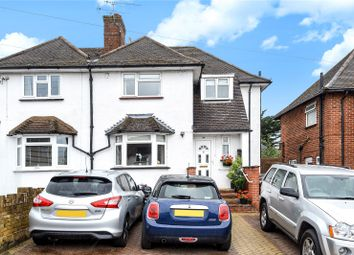 Thumbnail 5 bed semi-detached house for sale in The Greenway, Mill End, Hertfordshire