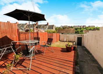 Thumbnail 1 bed flat for sale in Amherst Crescent, Barry