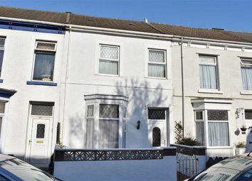 Thumbnail 3 bedroom terraced house for sale in St. Helens Avenue, Swansea