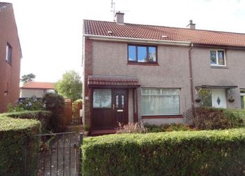Thumbnail 2 bed end terrace house to rent in Rothes Road, Glenrothes, Fife