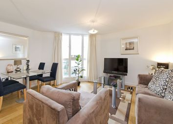 Thumbnail 2 bed flat to rent in Dovecote House, The Water Gardens, Canada Street, London, London
