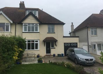 Thumbnail 4 bed semi-detached house to rent in Capel Lane, Exmouth