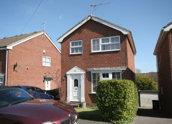 Thumbnail 3 bed detached house for sale in Stonebeck Avenue, Harrogate