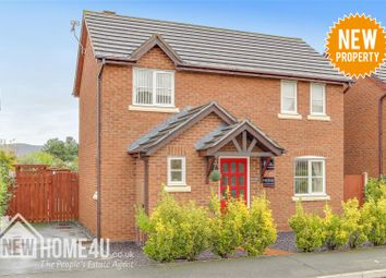 Thumbnail 3 bed detached house for sale in Maes Y Gog, Rhyl