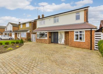 Thumbnail 5 bedroom detached house for sale in Grangewood, Potters Bar