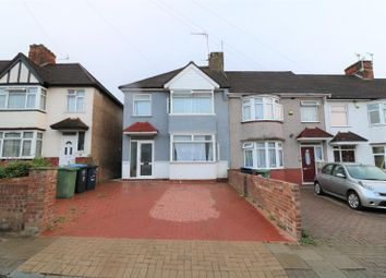 3 bed semi-detached house to rent in Egerton Road, Wembley HA0