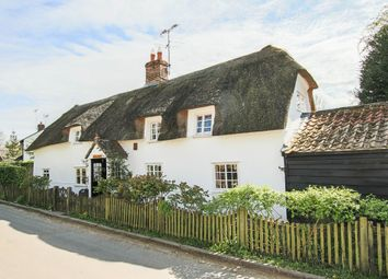 Thumbnail 3 bed cottage for sale in Wicken Road, Arkesden, Saffron Walden