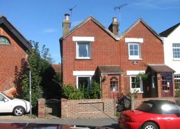 Thumbnail 2 bed cottage to rent in Fareham Road, Wickham