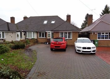 Thumbnail 5 bed semi-detached bungalow to rent in Melton Avenue, Solihull, West Midlands
