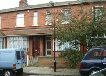 Thumbnail 3 bedroom terraced house to rent in Thorpe Street, Old Trafford, Manchester