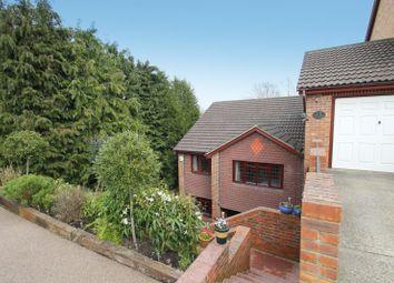 Thumbnail 4 bedroom link-detached house for sale in Highfield Road, Biggin Hill, Westerham