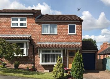 Thumbnail 3 bed semi-detached house for sale in Northfields, Hutton Rudby, Yarm