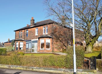Thumbnail 4 bed semi-detached house for sale in Essex Drive, Glasgow