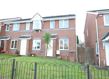 Thumbnail 2 bed end terrace house for sale in Maple Rise, Amington, Tamworth