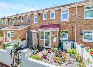 Thumbnail 3 bed terraced house for sale in Arnside Close, Plymouth