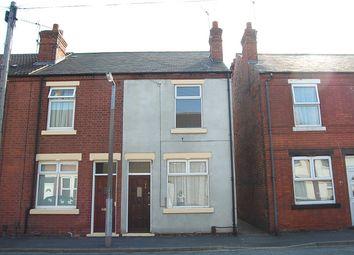 Thumbnail 2 bedroom semi-detached house to rent in Granville Avenue, Long Eaton, Nottingham