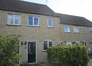 Thumbnail 2 bed terraced house to rent in Swansfield, Lechlade