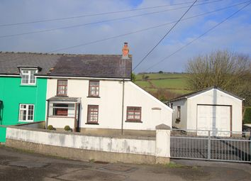 Thumbnail 2 bed semi-detached house for sale in Llangyndeyrn, Kidwelly, Carmarthenshire