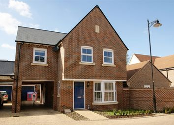 Thumbnail 4 bed link-detached house for sale in Tucker Close, Stansted