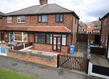 Thumbnail 3 bed semi-detached house for sale in Lodge Lane, Warrington